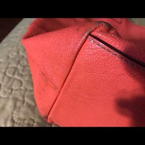 Dooney & Bourke Bags - Dooney & Bourke Coral Large Leather Tote